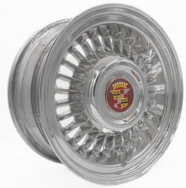Billet Aluminum Cadillac Sabre Wheel