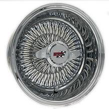 Dayton 88 Spoke Wire Wheel 13 X 7 Inches