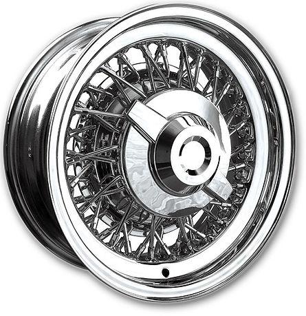 Chrysler Wire Wheel