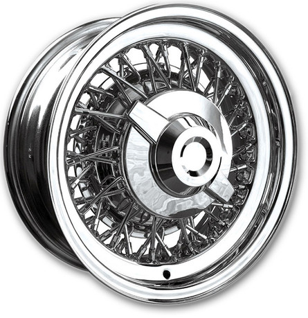 Chrysler Wire Wheel
