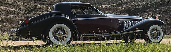 Phillips Berlina Coupe on Trueray wire wheels