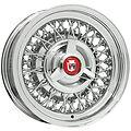 Truespoke 56 Spoke Ford Wire Wheel