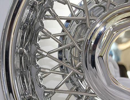 Truespoke® Premium Stainless Steel Wire Wheel