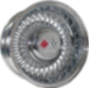 Trueray® Wire Wheel with Dome Cap