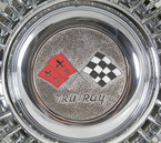 Trueray® DOME hubcap with cross-flags medallion