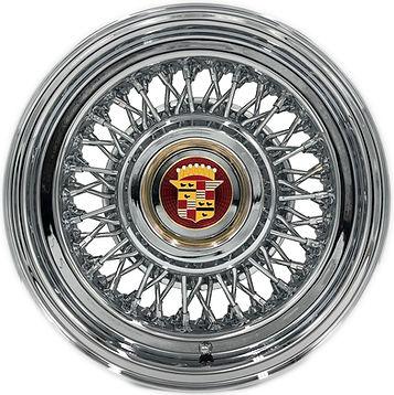 Truespoke Kelsey Hayes Style Cadillac Wire Wheels