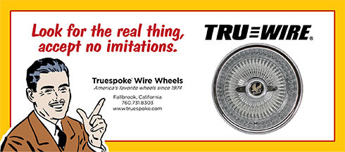 The Truewire name and designs are Trademarks