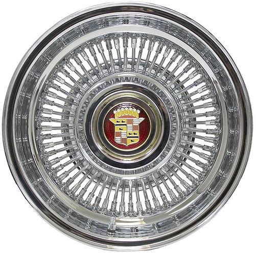 Truespoke® Fleetwood 60 Spoke Cadillac Wire Wheel