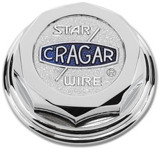Cragar Star Wire Center Cap
