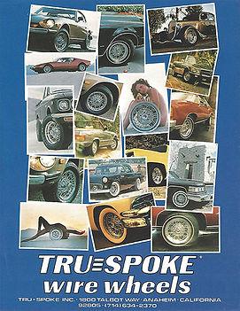 1970's Truspoke® Brochure