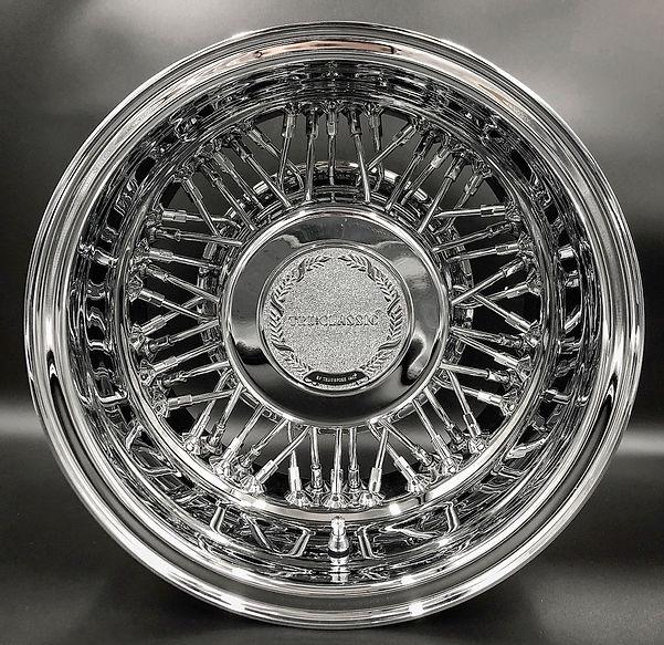 Trueclassic® Reverse Wire Wheel