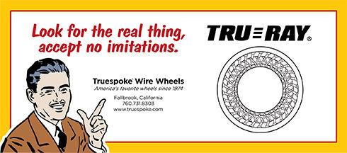 Trueray Official Trademark