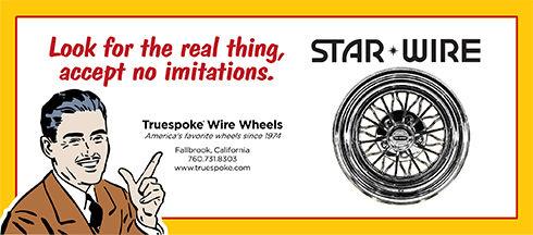 Star Wire Wheels