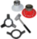 Truewire Knock-Off Wheel Accessories
