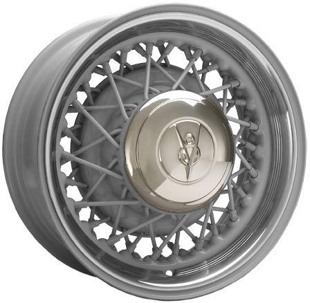 Truespoke Hot Rod 52 Wire Wheel