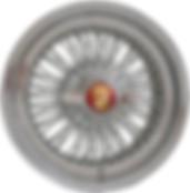 Cadillac 72 Spoke Wheel