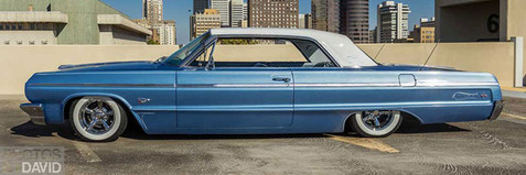 1964 Impala with Truespoke Supreme Wheels