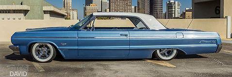 1964 Impala with Truespoke Supreme Wheels