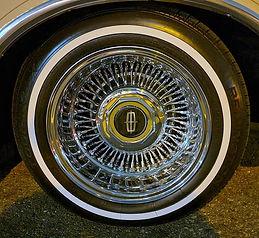 Trueray Wire Wheel with Remington Radial Tire
