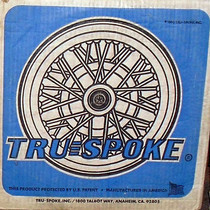 Original 1970's Truespoke® Box