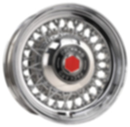 Packard Wire Wheel