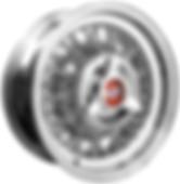 Chevrolet Oldsmobile Pontiac Wire Wheel