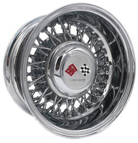 Trueray 60-Spoke Cross Lace Wire Wheels