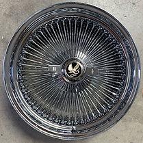 Truewire 100 Spoke Standard Wire Wheel