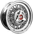 Chevrolet Wire Wheel Car Show
