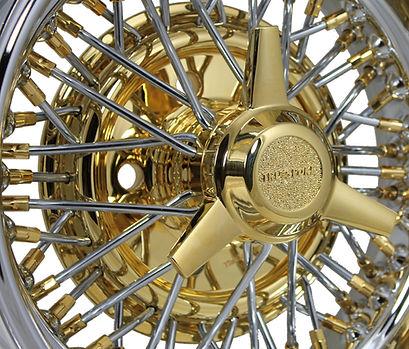 Truespoke 50 Spoke Wire Wheel
