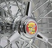 Truespoke® Cadillac 3-Bladed Spinne
