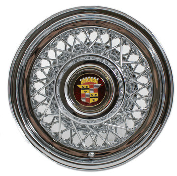 Cadillac Kelsey Hayes Style Wire Wheels
