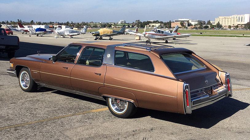 1976 Cadillac Castillian Station Wagon