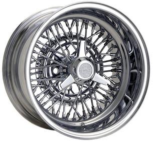 Truepoke Revere Chrome Wire Wheel