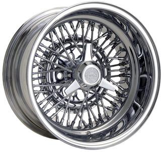 50 Spoke Truespoke REVERSE style wire wheel