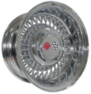 Trueray wire wheel with HEX cap