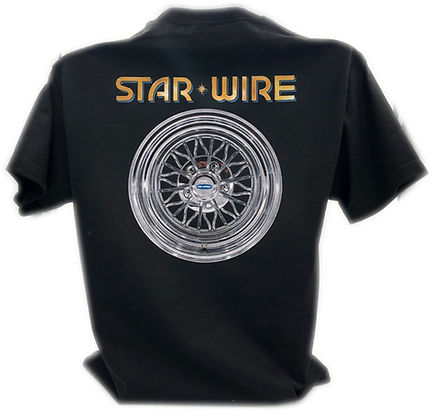 Star Wire® T-Shirt Back Side