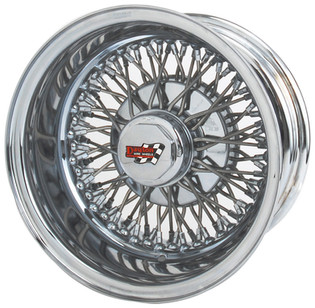 Dayton Wire Wheels 72 Spoke Cross-Lace