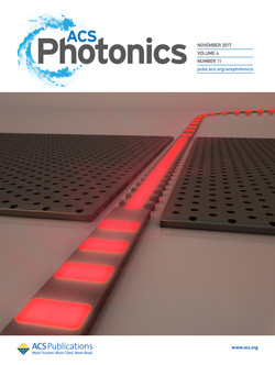 ACS Ohotonics Cover 2017