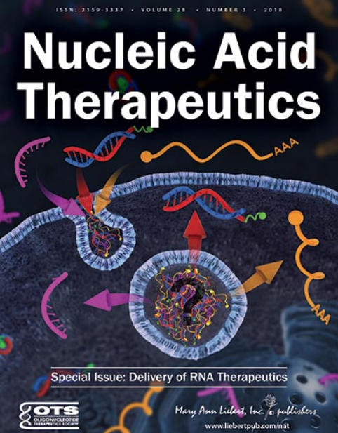 Steve_Nucleic_Acid_Theraputics_Cover