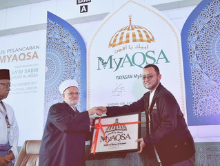 Al-Aqsa Mosque Grand Imam Commends Malaysia's Contributions To Palestinians