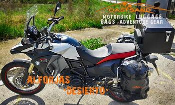 Alforjas, Saddle Bag, Dry Bag, waterproof