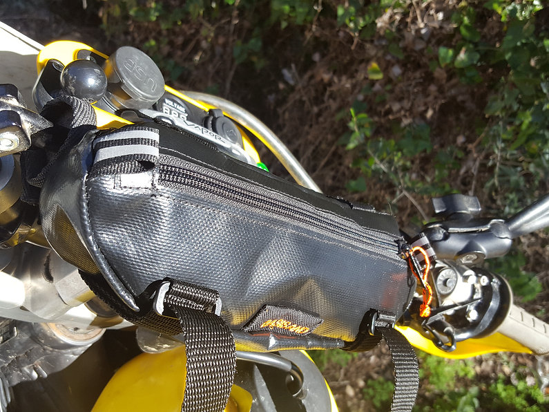 waterproof bag motorbike