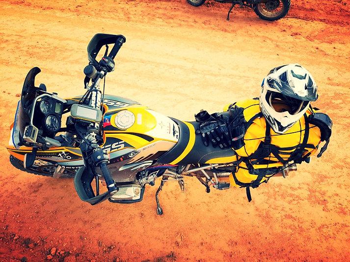 waterproof bag motorbike