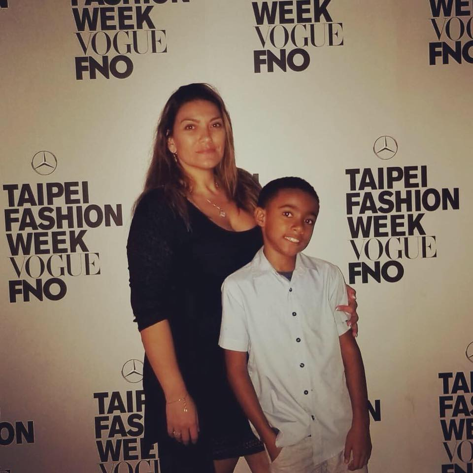 Taipei fashion wk photo