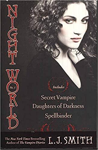 Night World L. J. Smith best Halloween books list