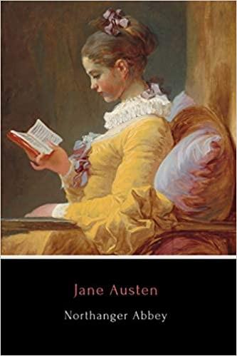 Northanger Abbey Jane Austen best Halloween books list