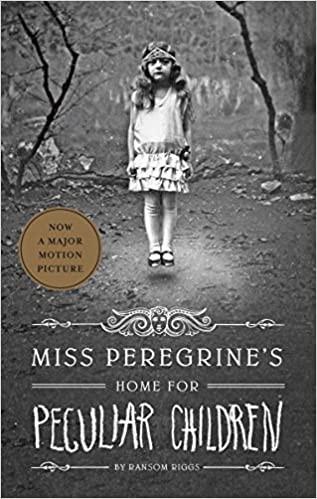 Miss Peregrine's Home for Peculiar Children best Halloween books list