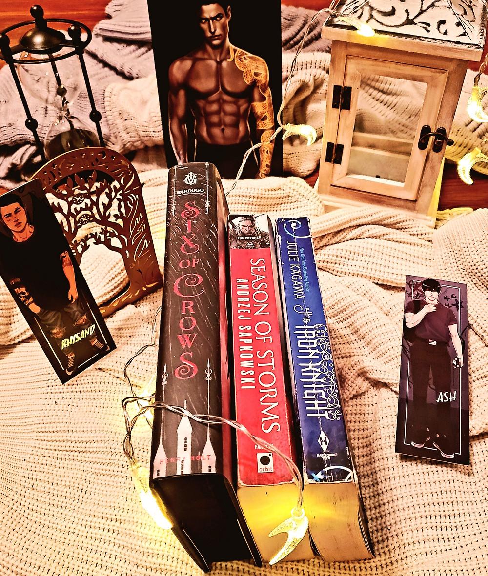 @coffeebookandcandle Favorite Antiheroes