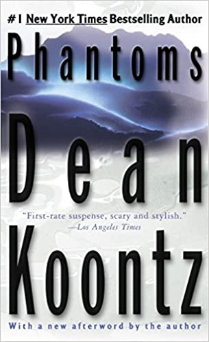 Phantoms Dean Koontz best Halloween books list